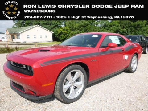 New 2016 Dodge Challenger R/T RWD COUPE