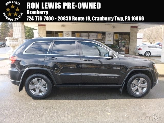 pre owned 2013 jeep grand cherokee laredo trailhawk suv in cranberry township d7368b ron. Black Bedroom Furniture Sets. Home Design Ideas