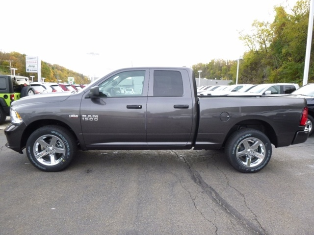 New 2017 RAM 1500 Tradesman/Express Quad Cab in Pleasant ...