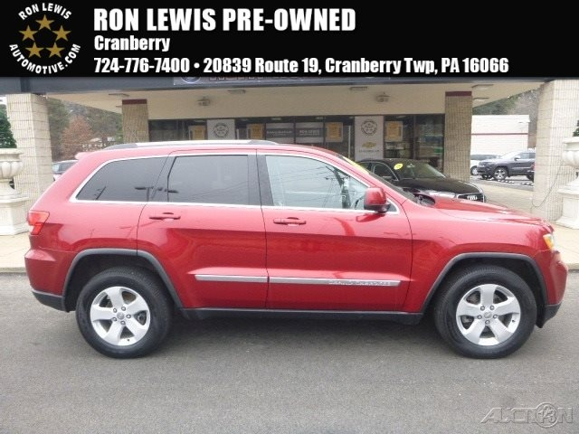 pre owned 2011 jeep grand cherokee laredo wagon in cranberry township q7453a ron lewis. Black Bedroom Furniture Sets. Home Design Ideas