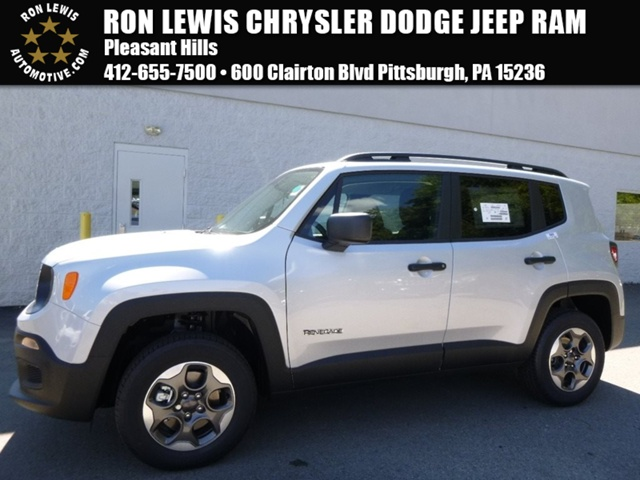 New 2016 Jeep Renegade Sport WAGON in Pleasant Hills # ...