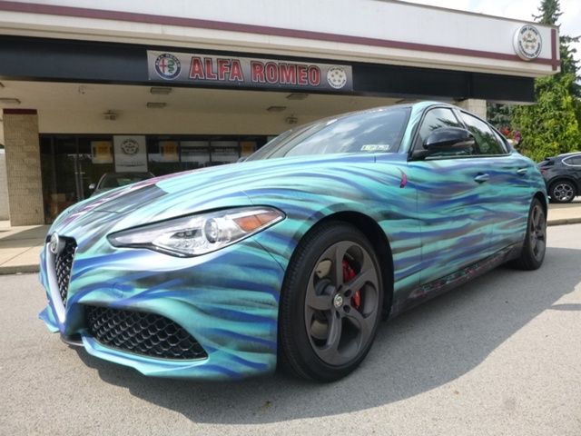 New Alfa Romeo Giulia Sedan In Cranberry Township